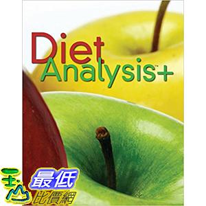 [106美國直購] 2017美國暢銷軟體 Diet Analysis Plus, 2 terms (12 months) Printed Access Card