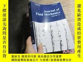 二手書博民逛書店JOURNAL罕見OF FLUID MECHHANICS VOL