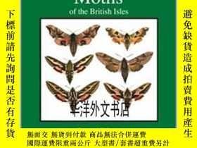 二手書博民逛書店【罕見】 Colour Identification Guide to Moths of the British
