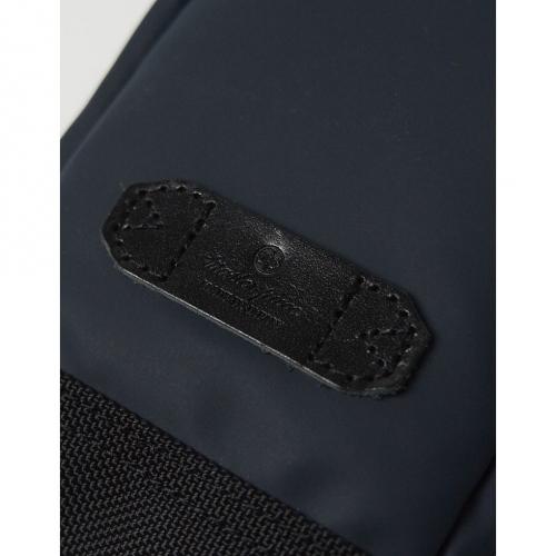 MSPC(master-piece) SLICK No.55557-NAVY [超強防潑水機能隨身小包-深藍色]