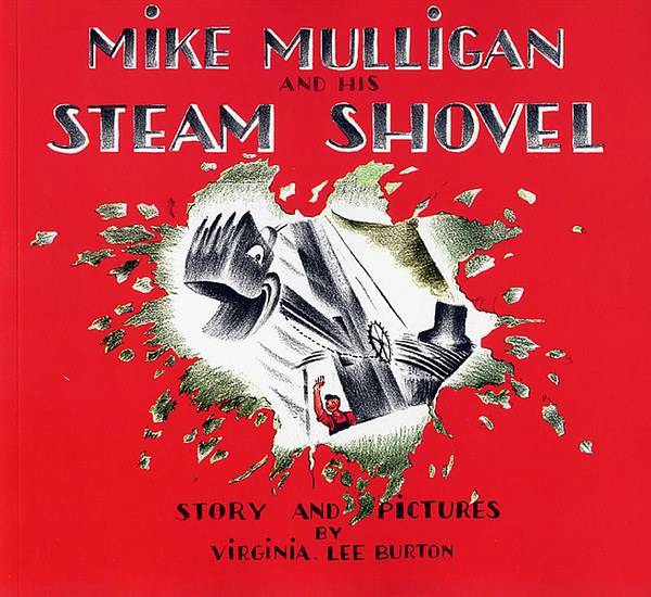 MIKE MULLIGAN & STEAM SHOVEL/BKCD(AFHM609)