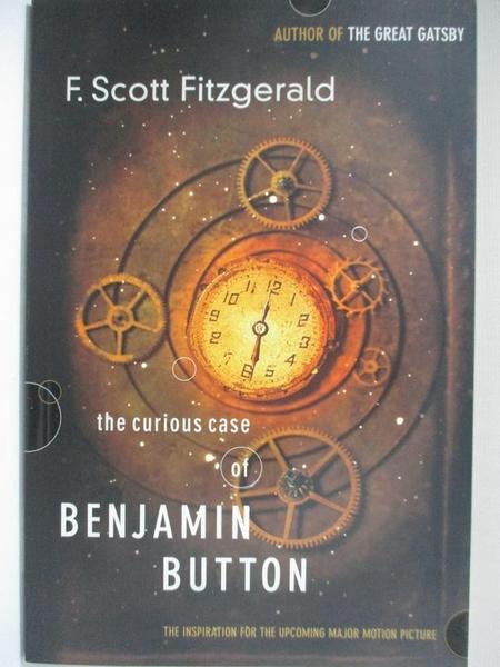 【書寶二手書T1/原文小說_HZM】The Curious Case of Benjamin Button_Fitzgerald, F. Scott