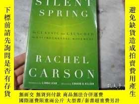 二手書博民逛書店Silent罕見SpringY3210 Rachel Carso