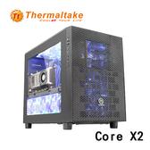 Thermaltake 曜越 Core X2 M-ATX (3大4小) 平躺式概念機殼