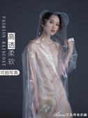 雨衣時尚透明雨衣長款全身外套女演唱會成人徒步加長男騎行電動電瓶車 艾美時尚衣櫥