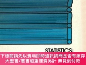 二手書博民逛書店Statistics:罕見A Guide to the Unknown-統計學:未知世界的指南Y364727