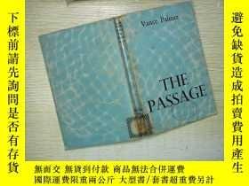 二手書博民逛書店VANCE罕見PALMER THE PASSAGE(08).