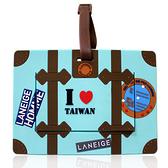 LANEIGE 蘭芝 行李箱吊牌【美麗購】