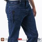 【NST Jeans】經文刺青 輕磅 竹碳x彈性纖維男牛仔褲(中腰) 390(5727)