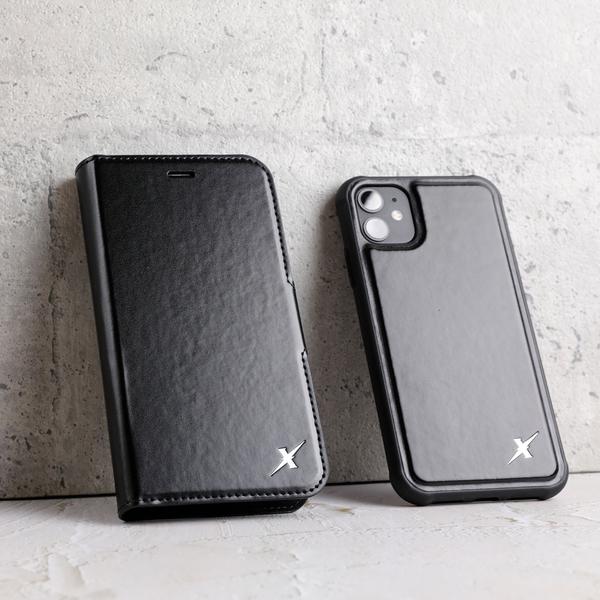 iPhone 11 Pro Max 磁吸式防電磁波手機皮套【Moxie摩新】