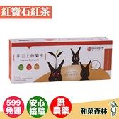 【和菓森林】日月潭紅茶 芽尖上的貓步 - 紅寶石茶包24入 沖泡飲品 年貨【好時好食】