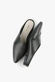 ALL BLACK 氣質樂福鞋  (黑色)