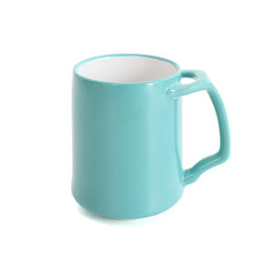 Dansk Kobenstyle 經典把手馬克杯- 藍綠