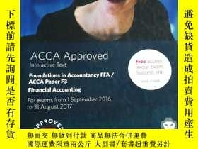 二手書博民逛書店ACCA罕見approved interactive text