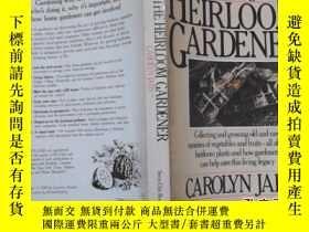 二手書博民逛書店THE罕見HEIRLOOM GARDENERY3201 出版19