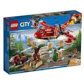 LEGO樂高 City 城市系列 消防飛機_LG60217