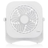 日本品牌Dretec Bree Fan USB 桌上型節能應援風扇