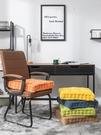 坐墊家用辦公室久坐地上椅子軟墊子學生教室屁股屁墊圓形加厚座墊