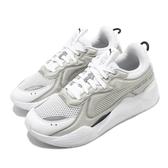 【海外限定】Puma 休閒鞋 RS-X Softcase 灰 白 男鞋 老爹鞋 復古慢跑鞋 運動鞋【ACS】 36981902