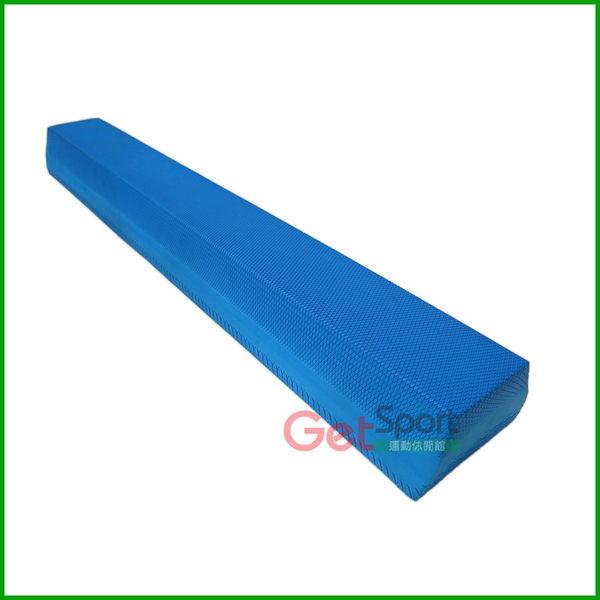 EVA梯形平衡木(梯型平衡訓練/階梯踏步/拉筋/體感訓練/長木平衡墊/體操墊)