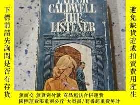 二手書博民逛書店TAYLOR罕見CALDWELL THE LISTENER:聽衆