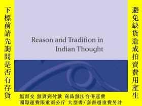 二手書博民逛書店Reason罕見And Tradition In Indian