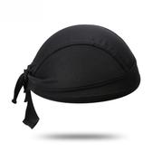自行車頭巾 遮陽-經典素面流行百搭男女單車運動頭巾8色73fo2[時尚巴黎]