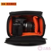 佳能單反EOS800D 200D 1500D 1300D 750D 80D 5DIV單肩防水相機包