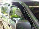【一吉】Freeca 福利卡(前兩窗) 原廠款 (加寬、加厚款) 晴雨窗 /台灣製造(Freeca晴雨窗,Freeca 晴雨窗
