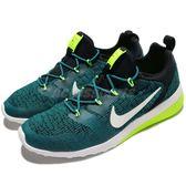 Nike 慢跑鞋 CK Racer 藍 黑 螢光黃 柔軟鞋面 輕量緩震 運動鞋 男鞋【PUMP306】 916780-400