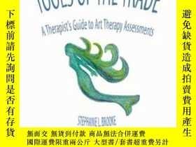 二手書博民逛書店Tools罕見Of The Trade: A Therapist