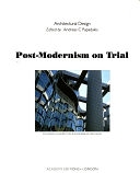 二手書博民逛書店 《Post-modernism on Trial》 R2Y ISBN:0312061447│Academy Editions Limited