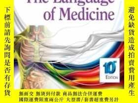 二手書博民逛書店The罕見Language Of Medicine-醫學語言Y436638 Davi-ellen Chabne