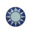 【收藏天地】國旗系列*台灣國旗徽章 -星星(大)