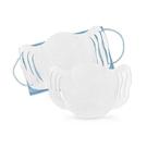 小潔 口罩護墊(100入) 【小三美日】(可穿耳帶固定款) 貼合臉部弧線造型 防禦必備