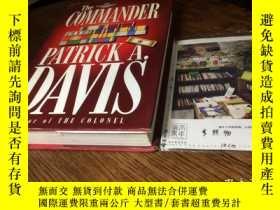 二手書博民逛書店英文原版罕見the commanderY181828 PATRICK A.Davis G.P.Putnam s
