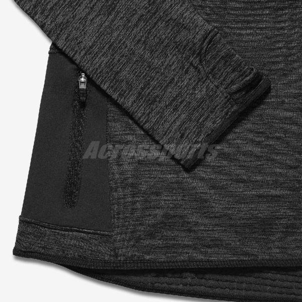 【五折特賣】Nike T恤 Therma Sphere Element 跑步 長袖 上衣 女款 黑 【PUMP306】 812043-010