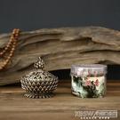小香爐迷你家用熏香盤香線香塔香創意室內供奉供佛合金仿銅檀香爐『新佰數位屋』