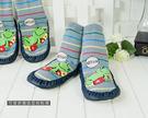 ☆╮寶貝丹童裝╭☆ 外銷 歐美 游泳蛙 防滑 假鞋襪 / 地板襪 新款 現貨