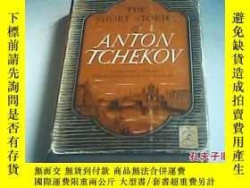 二手書博民逛書店The罕見Short Stories of Anton TChe