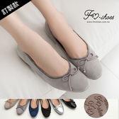 包鞋.小方頭朵結娃娃鞋(銀、黑、灰)-FM時尚美鞋-訂製款.free style