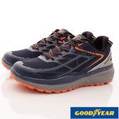 【GOODYEAR】輕量動能緩震跑鞋-GAMR83386-藍-男段-現貨