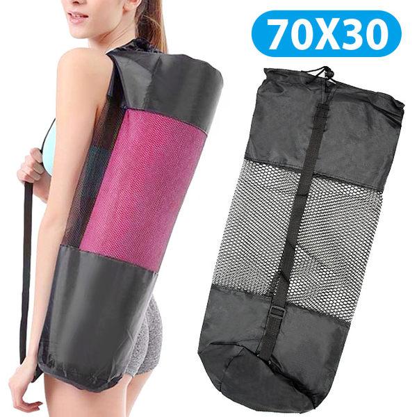 瑜珈袋(直徑19CM)通用瑜珈網袋瑜珈背袋瑜珈包包瑜珈背包瑜珈墊收納袋.攜行袋專賣店推健哪裡買