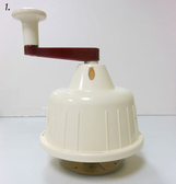 《全佳豪》  便利免電果菜機刨冰機榨汁機 (上蓋1 入)