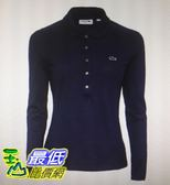 [COSCO代購] W1228931 Lacoste 女長袖Polo衫