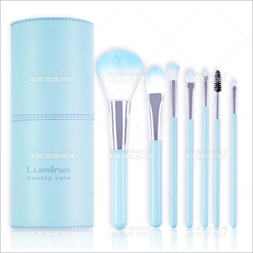 Lumina筒裝化妝刷-7件組(BA55)[56705]攜帶式