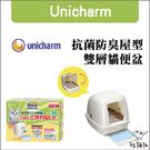 Unicharm嬌聯[全罩雙層貓砂盆](免運)