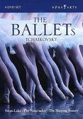 【正版全新DVD清倉  4.5折】芭蕾 - 柴可夫斯基 3 DVD