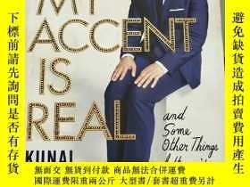 二手書博民逛書店Yes,my罕見accent is realY289479