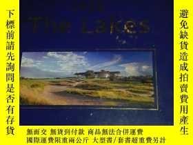 二手書博民逛書店精裝16開英文原版罕見1928 the lakes〉A hist